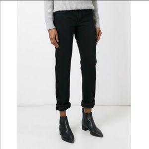 Helmut Lang Skinny Black  Jeans Size 2
